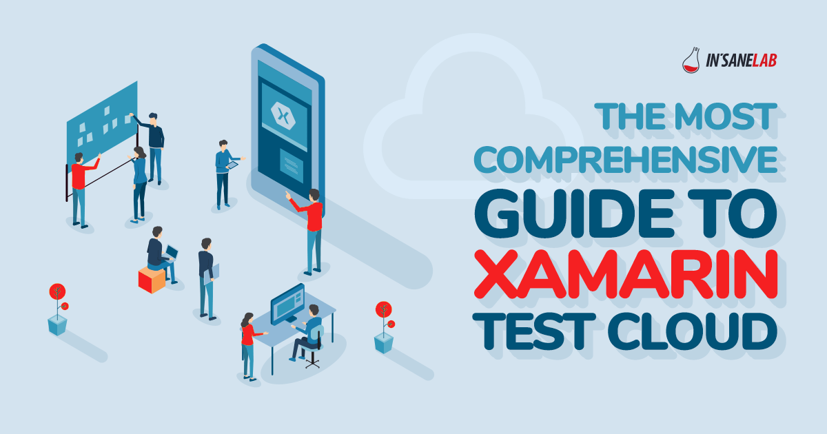 Guide to Xamarin Test Cloud