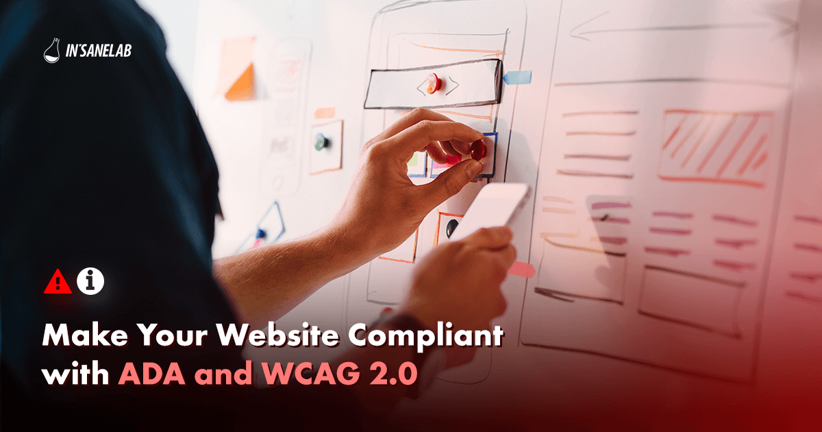 Make Your Website Compliant with ADA and WCAG