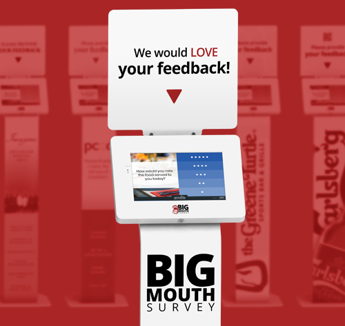 Big Mouth Survey